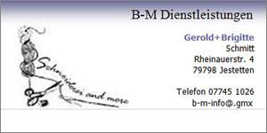 B und M Dienstleistungen